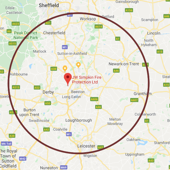 Fire Risk Assessment Derby Nottingham Leicester